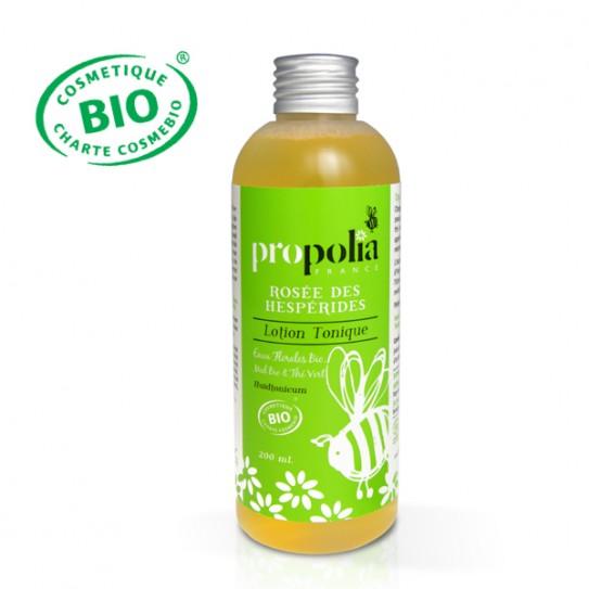 Une lotion certifiée Bio pour nettoyer votre visage - La potion élimine les impuretés au quotidien.