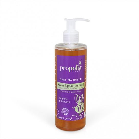 Savon liquide purifiant PROPOLIS & ROMARIN Propolia
